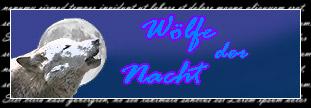 Erstes Banner der Wölfe der Nacht